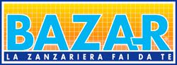 Zanzariera Bazar, logo linea Bazar