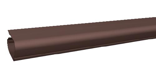 Zanzariera Bazar, colore marrone cassonetto (cod. RAL 8017)